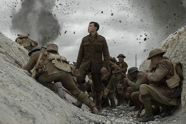 Военная драма «1917» стала лидером последнего уик-энда в Америке, заработав 36.5 млн долларов