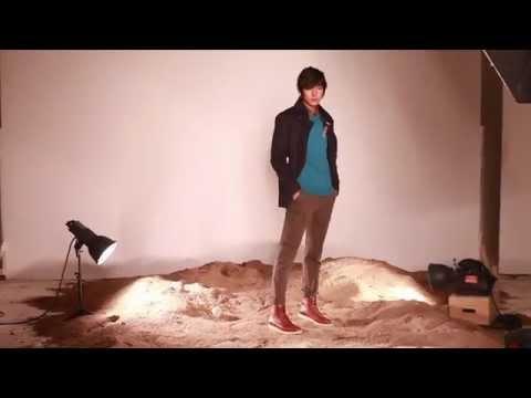 Lee Min Ho 2012 CF - FW s by trugen Making Film