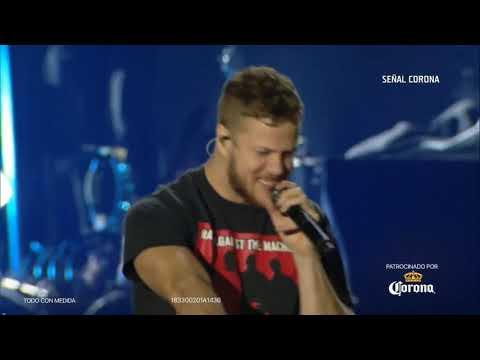 Imagine Dragons Live Concert 2018
