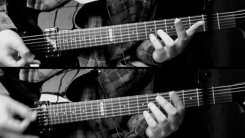 Three Days Grace/Adam Gontier Wake Up Guitar Cover
