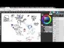 анимация 99lvl в