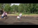 Лагерь Маленькие Эйнштейны - игры в парке, июнь 2018