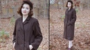 Sounds of Sewing : 1950's Brown Coat : ASMR-ish