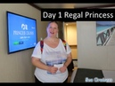 Day 1 Cabin Lunch! Regal Princess Cruise Vlog episode 2