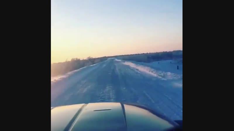 Воркутинское солнце