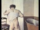 Caillebotte, Man at his Bath, 1884