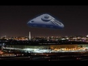 Sighting of a Huge Triangle- shaped UFO (TR-3B) over the Pentagon.