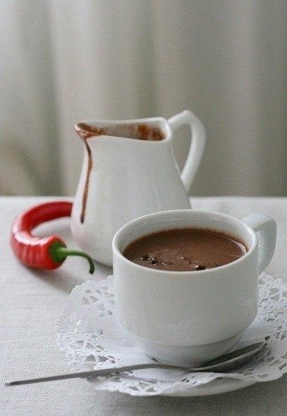 """""""Горячий шоколад  напиток богов"""""""