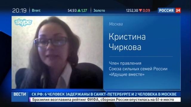 Новости на Россия 24 • Обратно в детдом: почему приемные родители отказались от детей