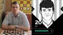 Шахматы. Игра с Play Magnus (20 лет) [3 партия]: фантастическое сражение!