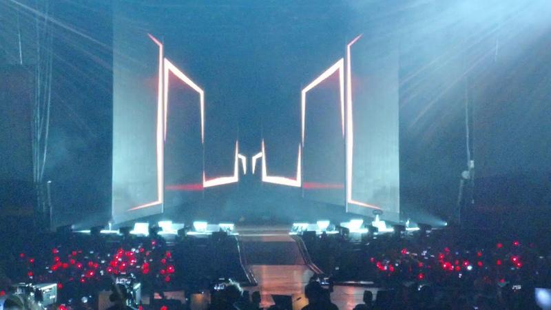 BTS IDOL LIVE (BERLIN 16.10.2018)