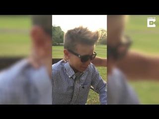 Эмоции мальчика, который впервые увидел цвета (VHS Video)