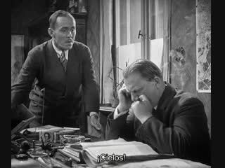 M (1931) Fritz Lang- subtitulada