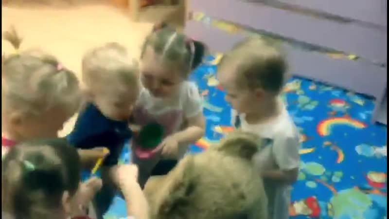 Детский садик Нафаня