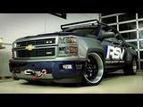 2014 Chevrolet Silverado 1500 - Race And Rescue Build Project