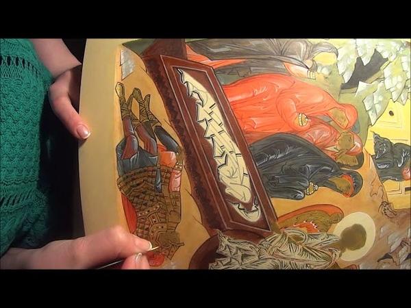 Опись Жены Мироносицы 1 плавь