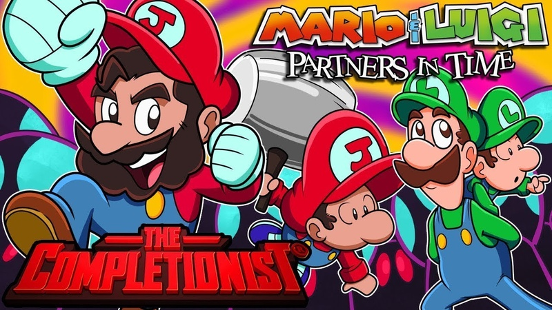Mario Luigi Partners In Time | The Completionist