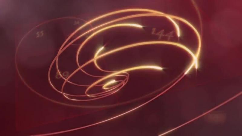 Числа Фибоначчи и Золотое сечение HD