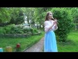 Porcelain doll recorder soprano (Ilona Buslaeva)