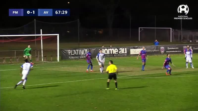 NPL Victoria Round 15, Port Melbourne vs Avondale FC