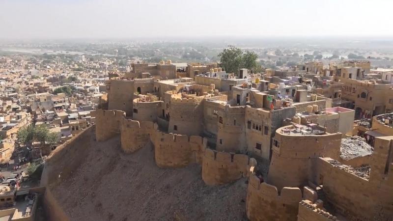 Jaisalmer, Rajasthan, India