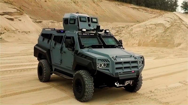 Roshel Senator All-Terrain Tactical Vehicle