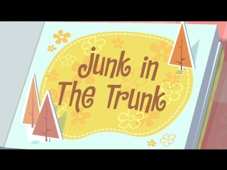 Happy tree friends - junk in the trunk (tv ep #36)