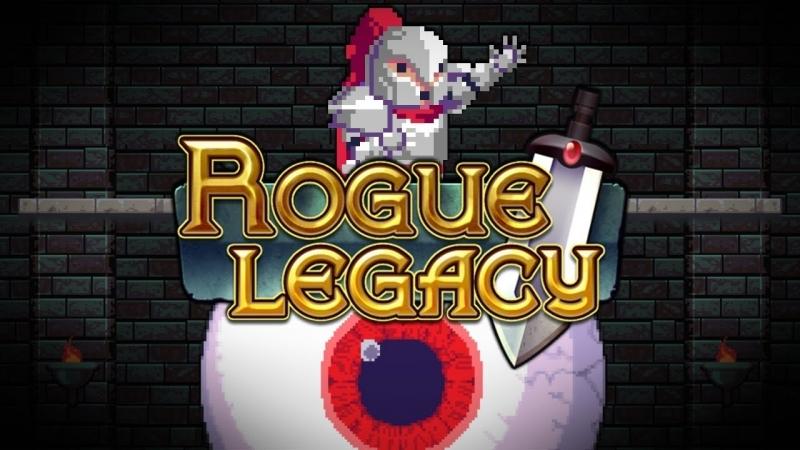 [Тиджой] Rogue Legacy 1 - Местный глаз Ктулху
