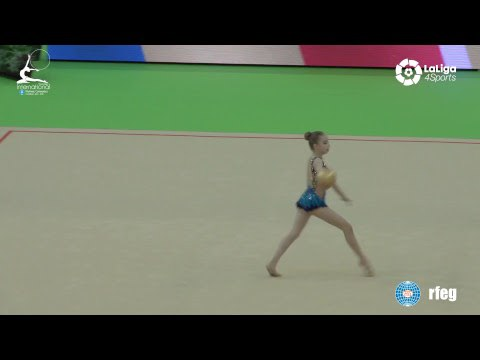 📺 Torneo Internacional de Gimnasia Rítmica - Miércoles mañana