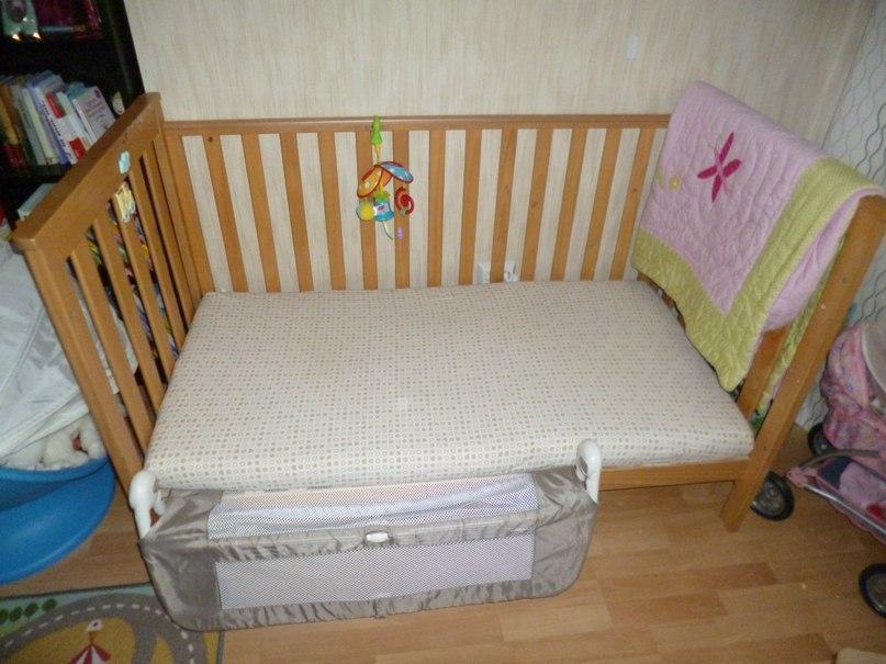 198Бортик для кровати фото