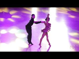 Konstantin Gorodilov - Dominika Bergmannova | Cambrils 2017 | WDSF IO LAT - solo S