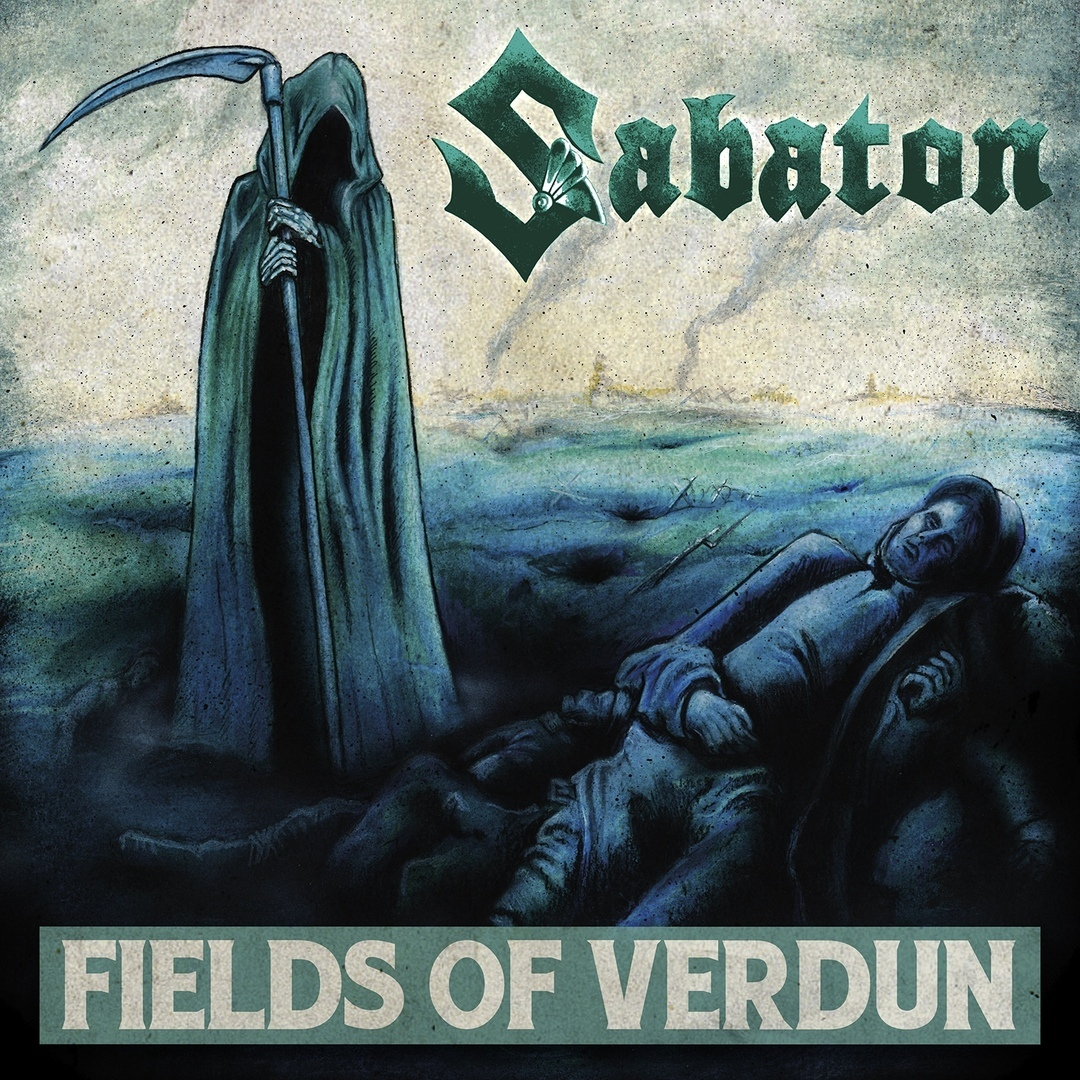 Sabaton - Fields of Verdun (Single)