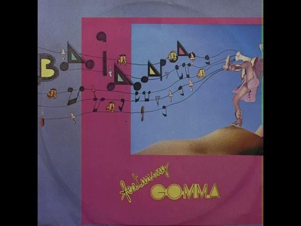 Gomma - Baiana (12'' Version) 1984