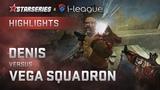 Highlights denis vs Vega StarSeries &amp i-League CSGO Season 6