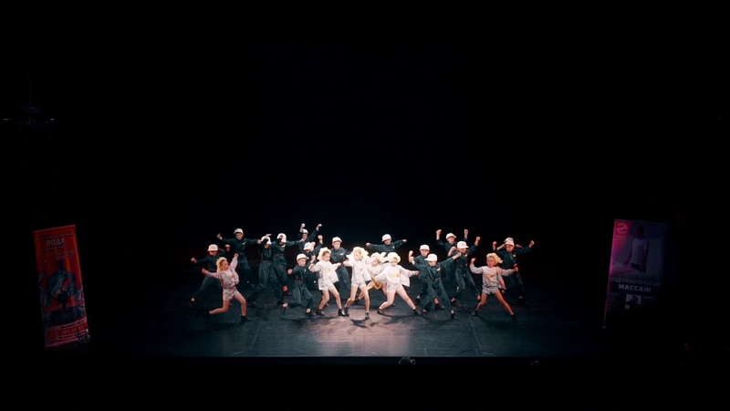 STAR'TDANCEFEST VOL14 3'ST PLACE Best dance perfomance profi kids Джаггер