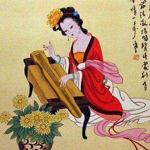 Китайская Традиционная Музыка