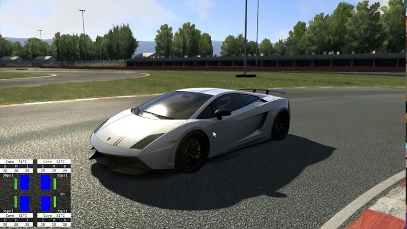 Ну что, не ожидали Assetto Corsa! Дрифт на Lamborghini и RUF (Porshe)