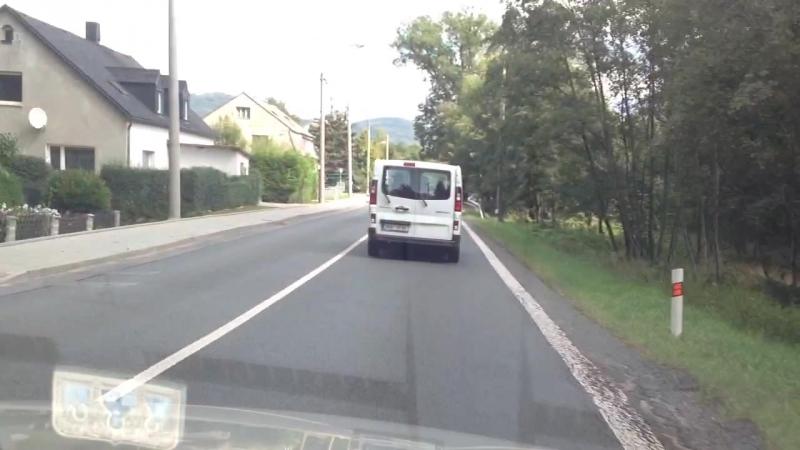 Через Чехию и Польшу, ролик-3