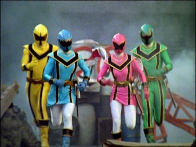 Power Rangers Mystic Force - Dark Wish - Power Rangers vs Fightoe Round 2 (Episode 20)