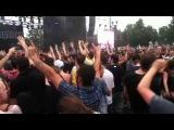 Limp Bizkit - Livin`it Up (cut of bridge) - GreenFest live Saint-Petersburg 29.06.2013