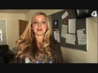 Hollyoaks Backstage - Alice Barlow Says Goodbye
