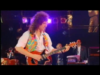 The Freddie Mercury Tribute Concert For Aids Awareness-Wembley London 20.4.1992
