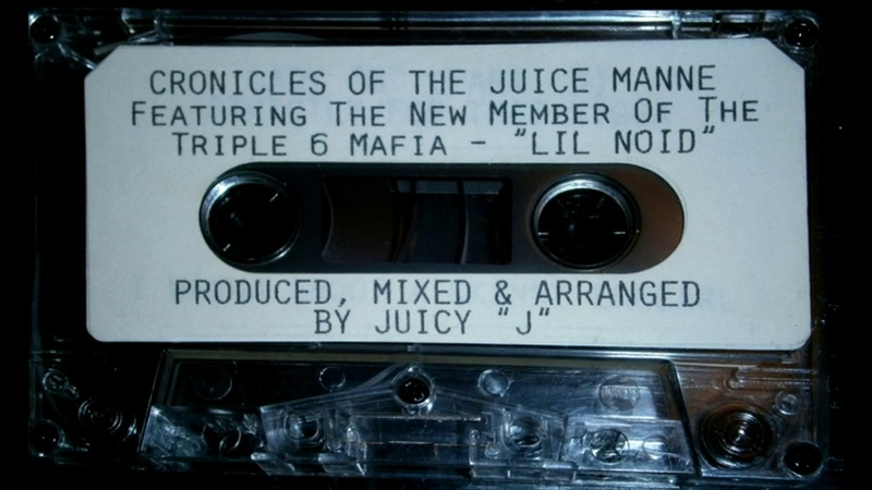 Juicy J - Vol.10 Chronicles Of The Juice Manne [Full Tape]
