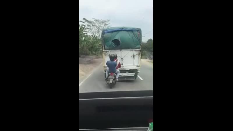 Миссия GTA в Индонезии