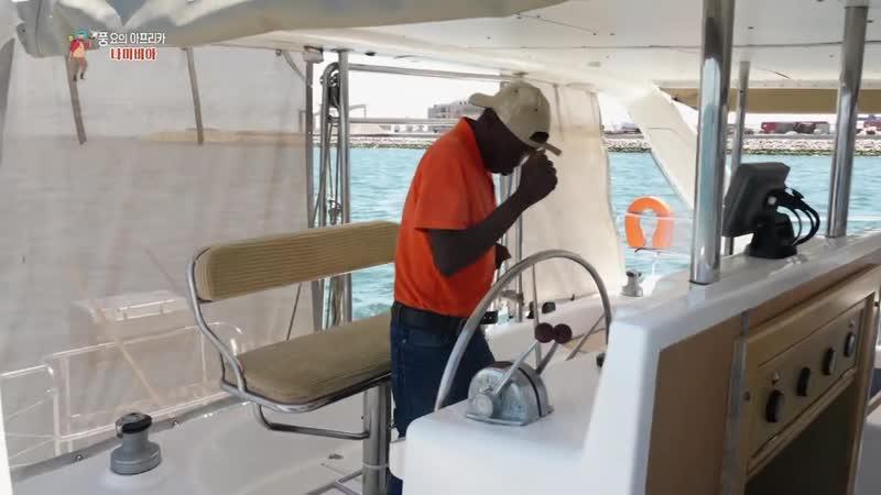 【K】Namibia_Travel-Walvis_bay__Boat_tour_Catamaran_Ch
