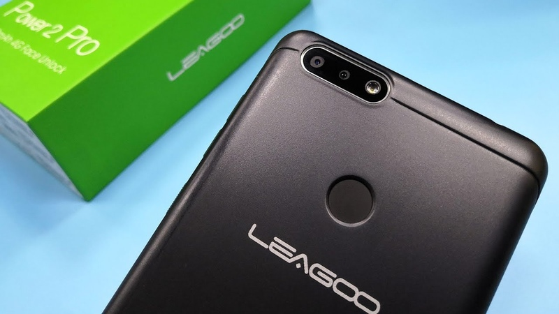 LEAGOO POWER 2 PRO Unboxing and Hands On
