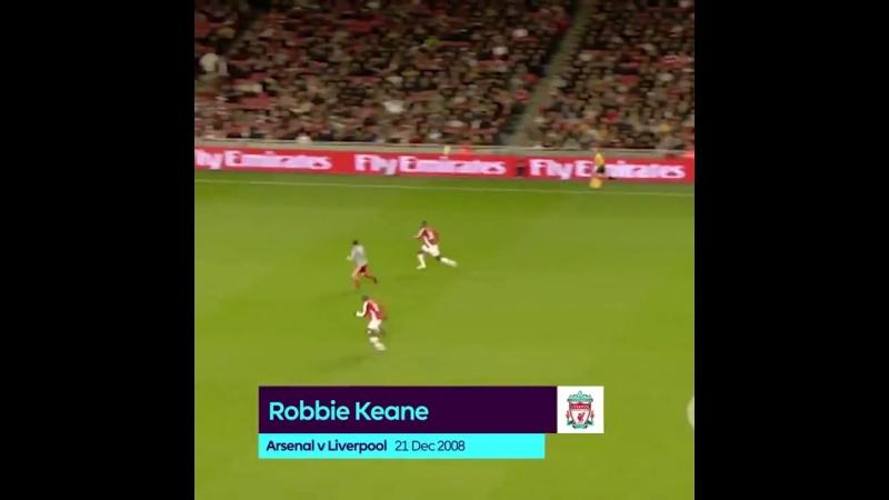 Гол Робби Кина «Арсеналу» | 2008/2009
