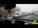 Фокино ДТП ранним утром на автодороге Фокино-Дунай