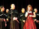 Basiani and Sandra E. Roelofs singing Suliko