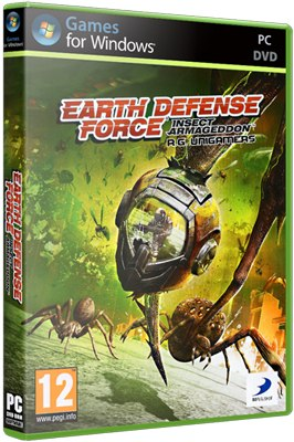 Earth Defense Force:Insect Armageddon (2011)